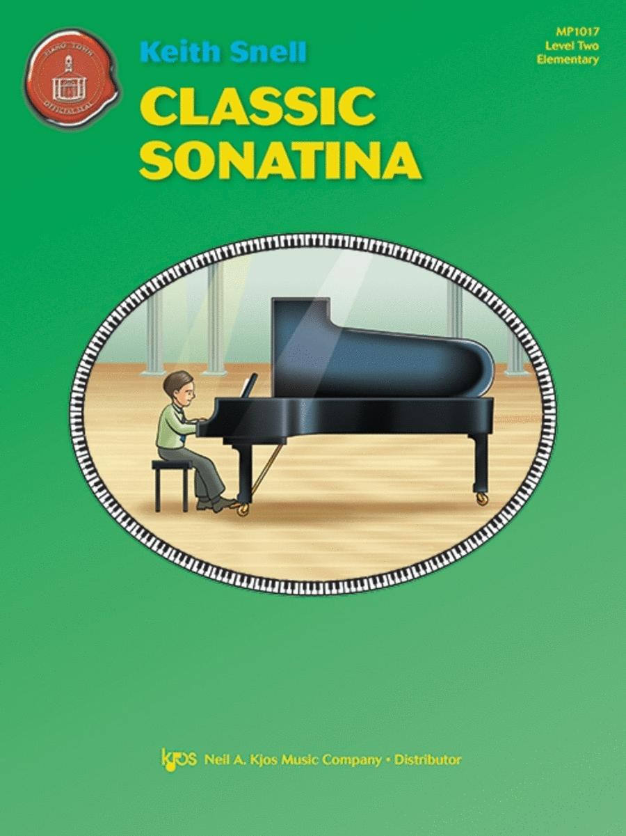 Classic Sonatina
