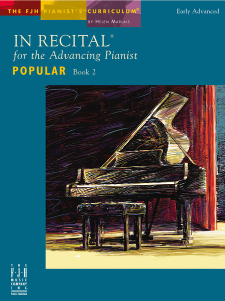 In Recital for the Advancing Pianist, Popular, Book 2