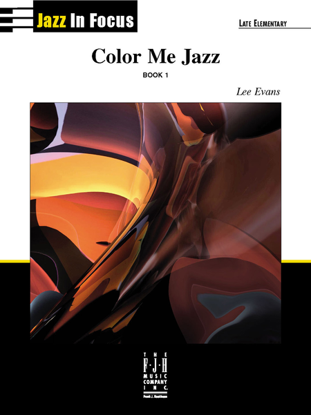 Color Me Jazz, Book 1 (NFMC)