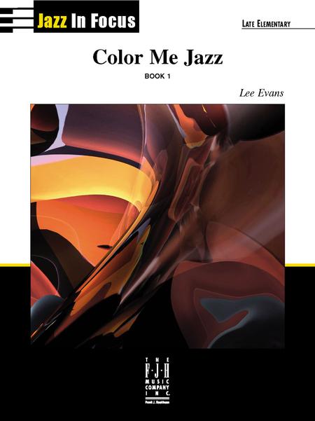Color Me Jazz, Book 1