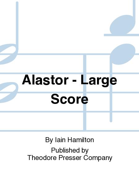 Alastor - Large Score