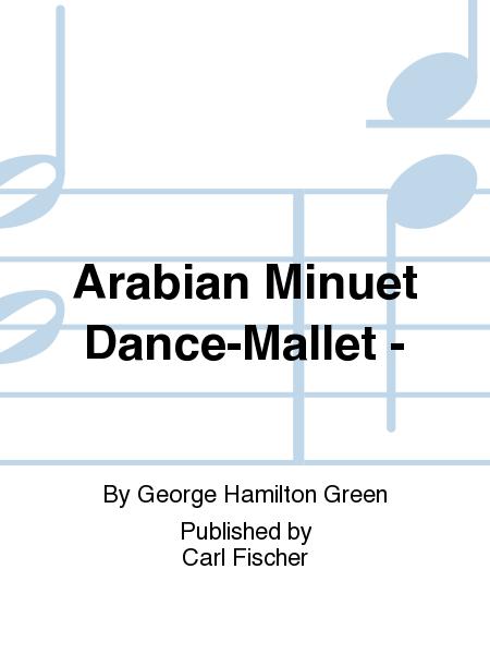 Arabian Minuet Dance