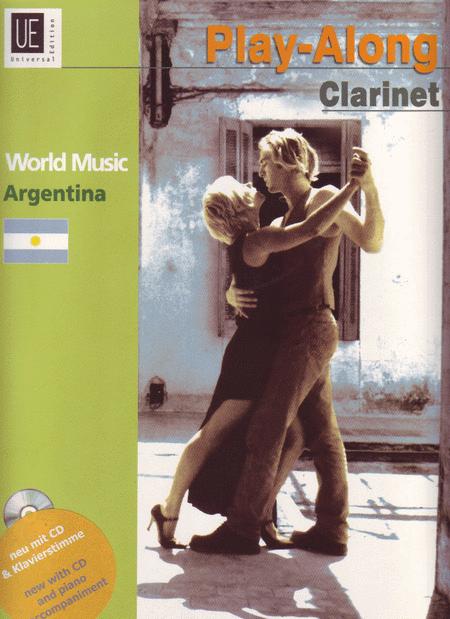 Argentina - Play Along Clarinet