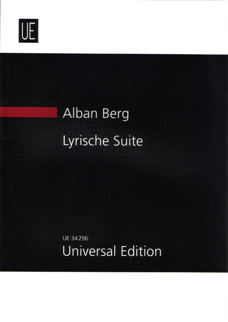 Lyrische Suite