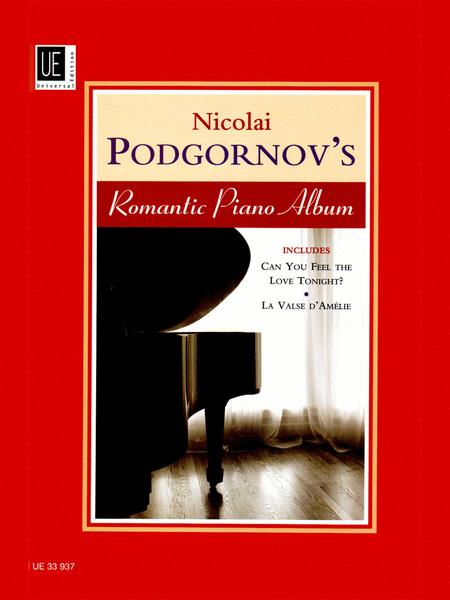 Nicolai Podgornov's Romantic Piano Album