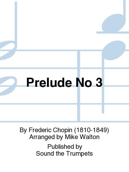 Prelude No 3