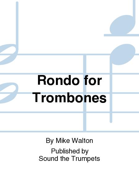 Rondo for Trombones