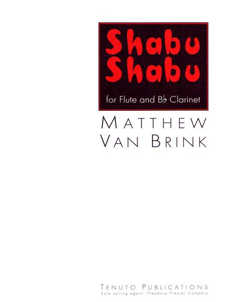 Shabu Shabu - Flute and Clarinet