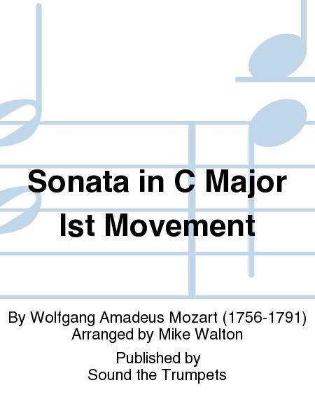 Sonata in C Major Ist Movement