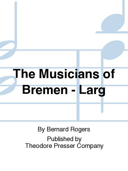 The Musicians of Bremen - Larg