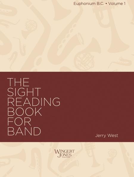 Sight Reading Book for Band, Vol. 1 - Euphonium B.C.