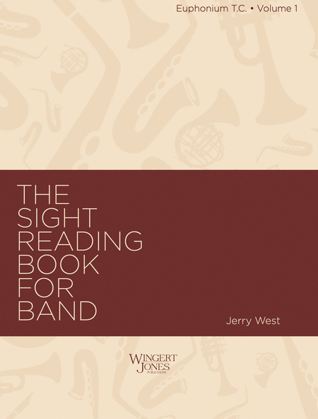 Sight Reading Book for Band, Vol. 1 - Euphonium T.C.