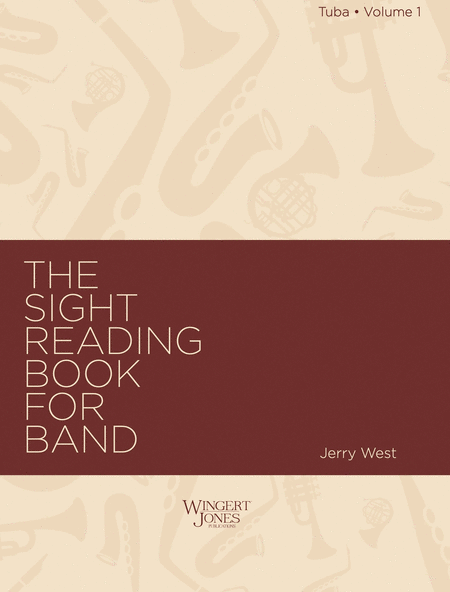 Sight Reading Book for Band, Vol. 1 - Tuba