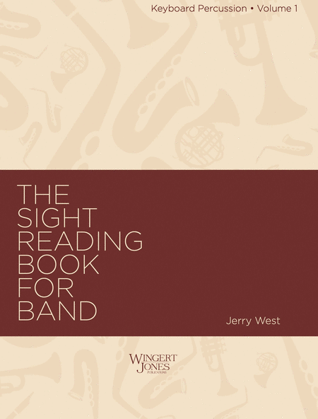 Sight Reading Book for Band, Vol. 1 - Keyboard Percussion