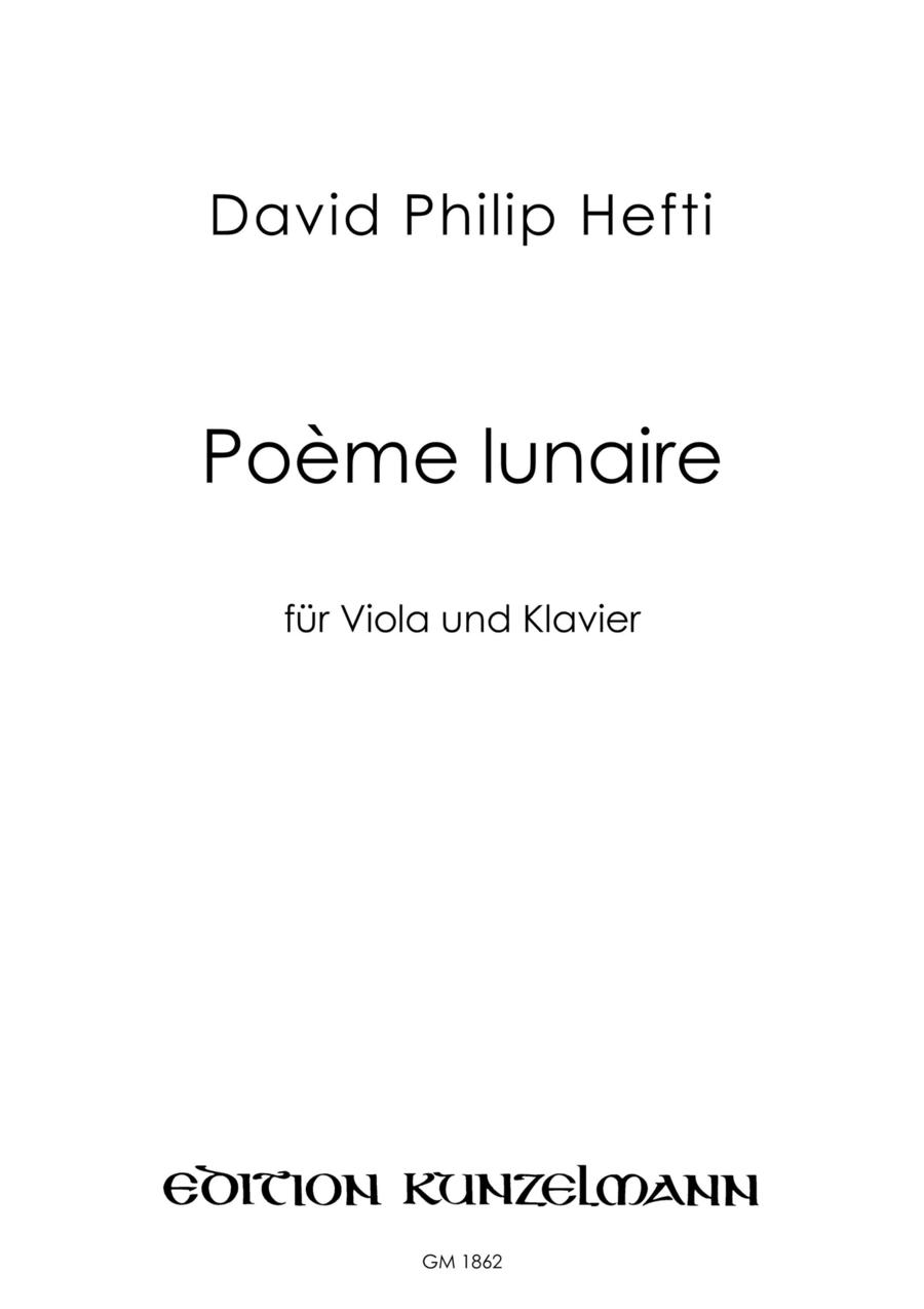Poeme Lunaire (2008)