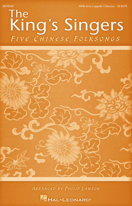 Five Chinese Folksongs