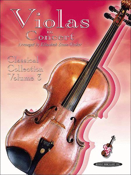 Violas in Concert, Volume 3