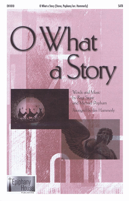 O What a Story - Accompaniment CD
