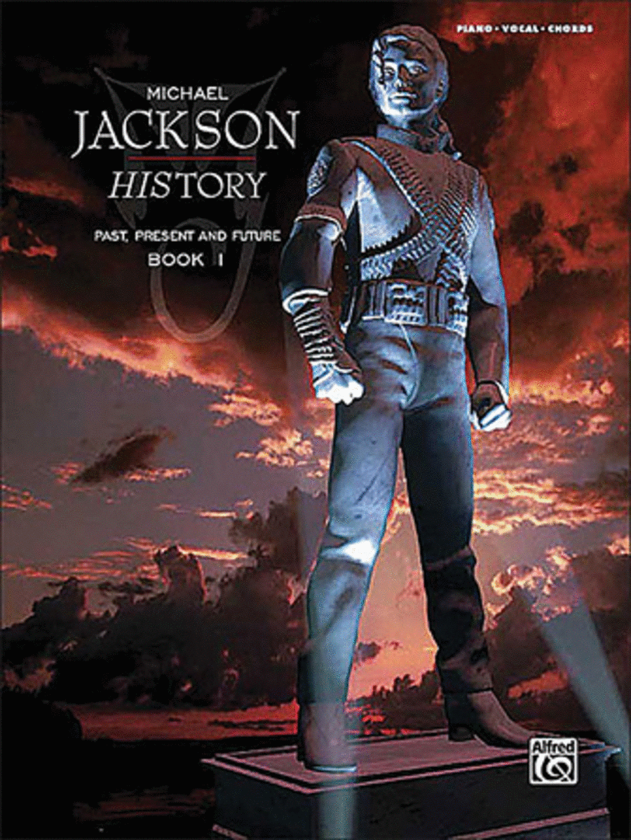 Michael Jackson - HIStory (Past, Present and Future, Book 1)
