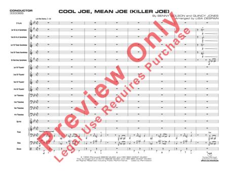 Cool Joe, Mean Joe (Killer Joe)