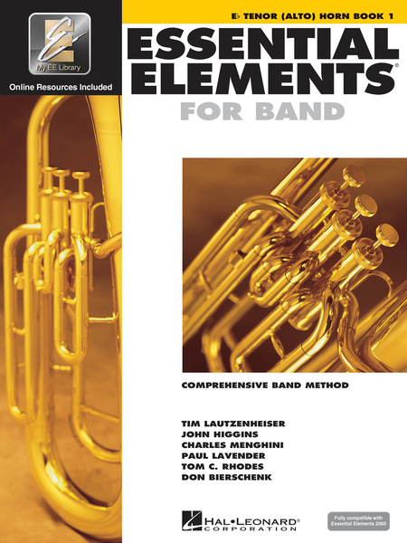 Essential Elements 2000, Book 1 (Eb Tenor (Alto) Horn)