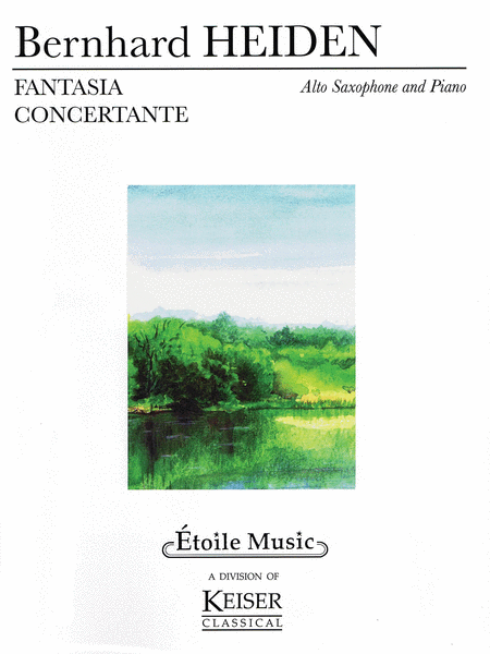 Fantasia Concertante (piano reduction)