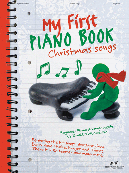 My First Piano Book - Christmas Songs
