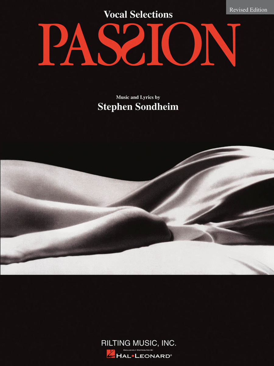 Stephen Sondheim - Passion - Revised Edition