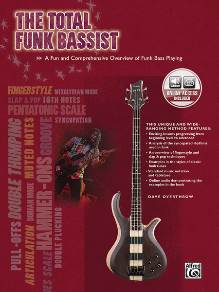 The Total Funk Bassist