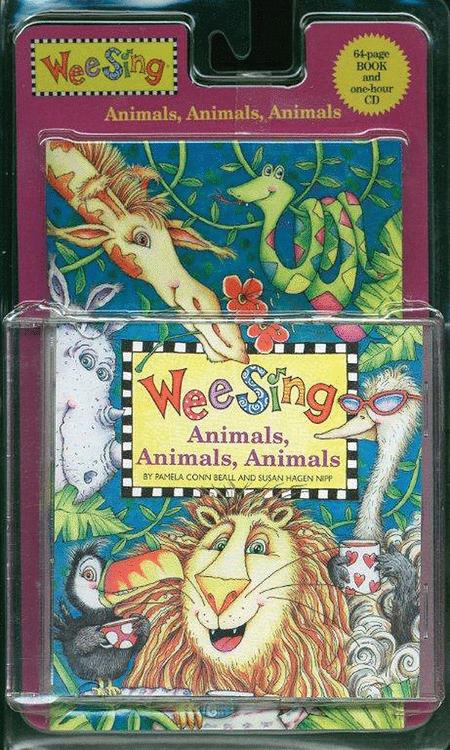 Wee Sing: Animals, Animals, Animals