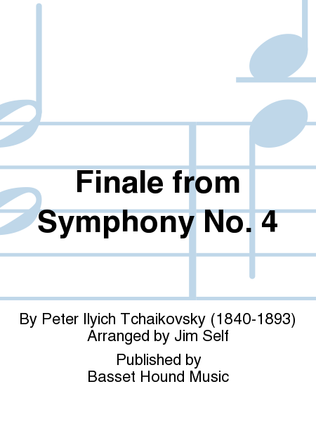 Finale from Symphony No. 4