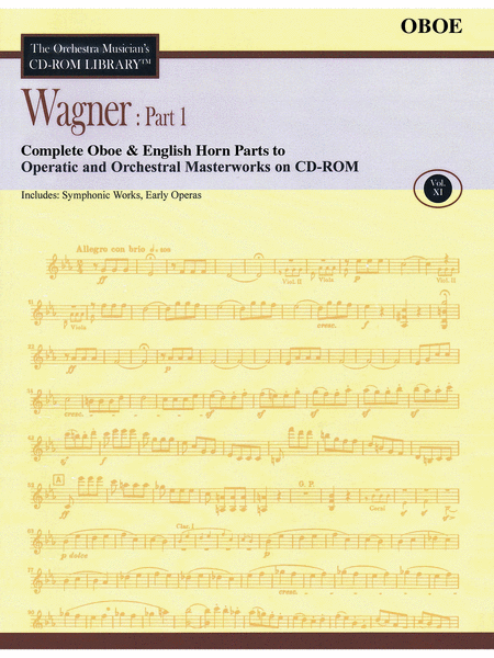 Wagner: Part 1 - Volume 11