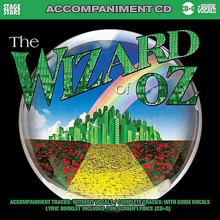 The Wizard of Oz: Songs from the Musical (Karaoke CDG)
