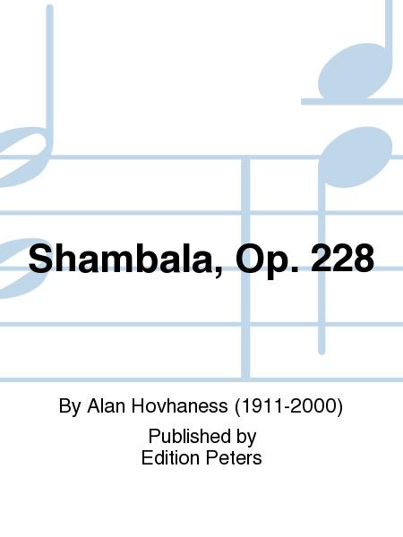 Shambala, Op. 228