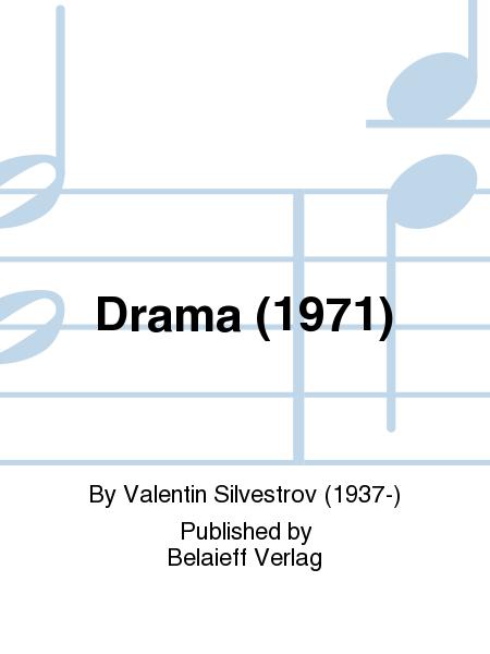 Drama (1971)
