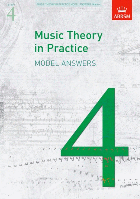 Music Theory in Practice Answers - Grade 4