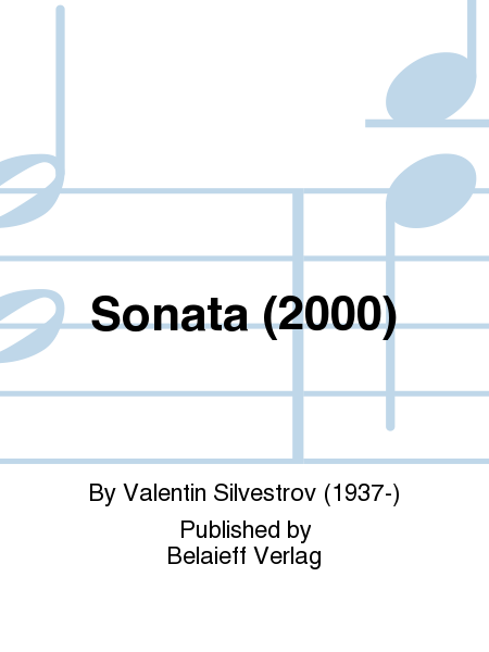 Sonata (2000)