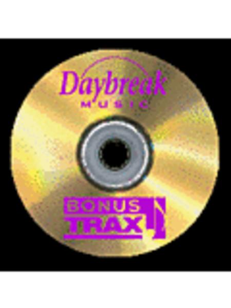 Daybreak Music BonusTrax CD, Vol. 3 No. 1