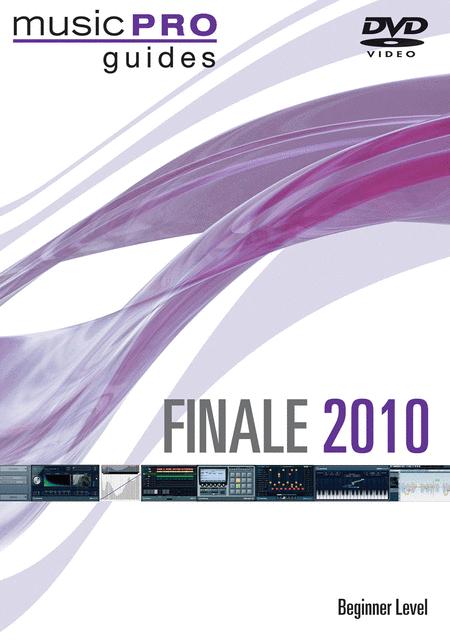 Finale 2010 Beginner Level