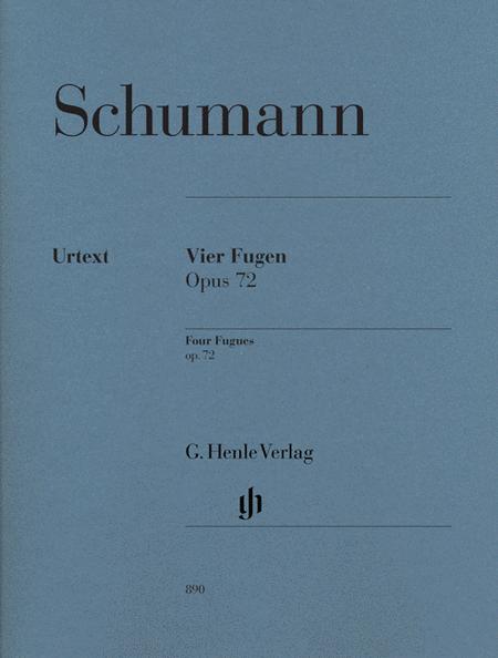 Four Fugues, Op. 72