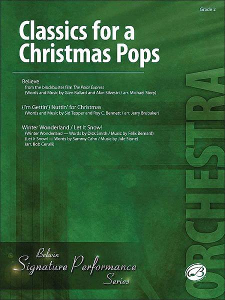 Classics for a Christmas Pops, Level 2