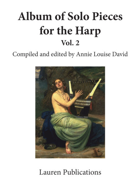 Album of Solo Pieces for the Harp - Volume 2