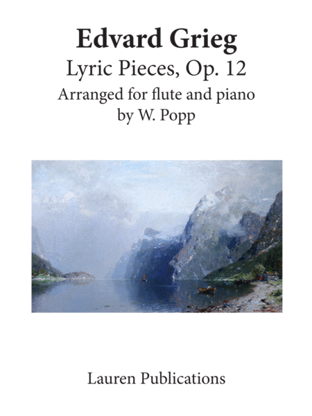 Lyric Pieces, Op. 12