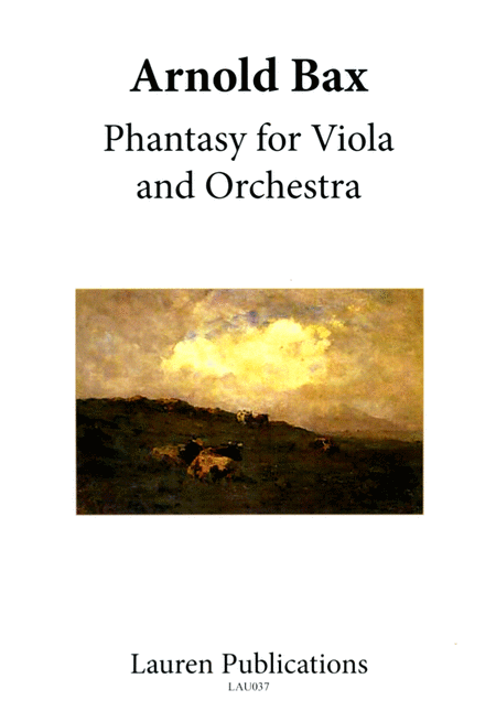 Phantasy for Viola and Orchestra
