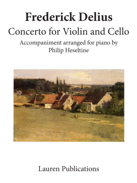 Concerto for Violin and Cello