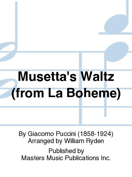 Musetta's Waltz (from La Boheme)