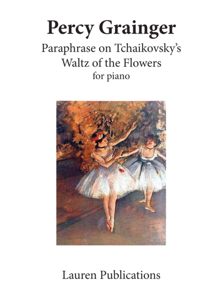Paraphrase on Tchaikovsky's Waltz of the Flowers