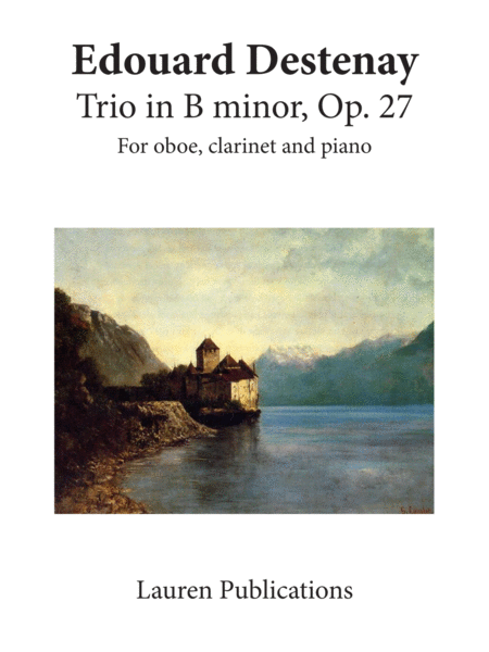 Trio in B Minor Op. 27
