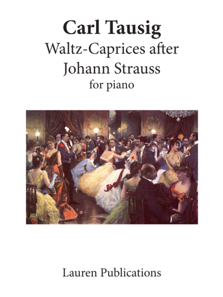 Waltz-Caprices after Johann Strauss