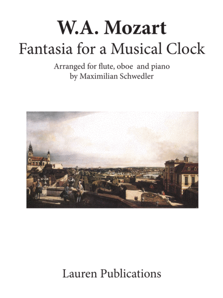 Fantasia for a Musical Clock in f minor, K608